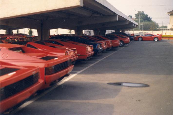Guptill Blog Ferrari Factory